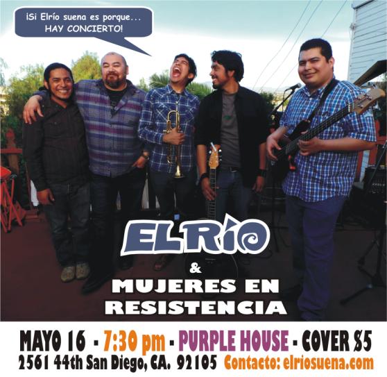 elrio & MujeresEnResistencia_16mayo2015