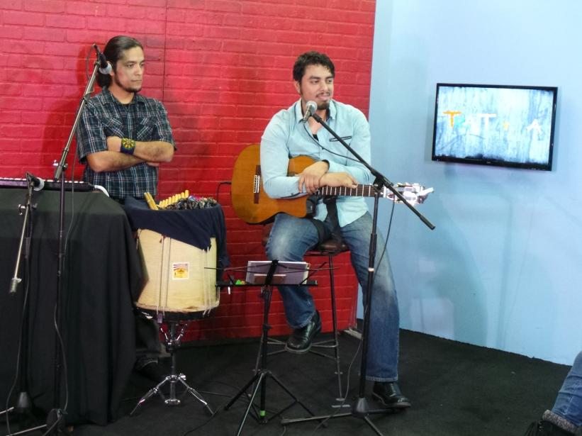 Elrio en TV Rosarito