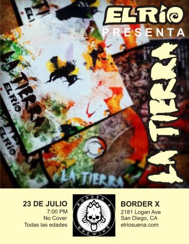 la tierra en border x